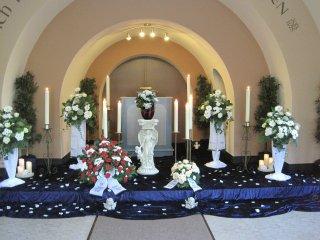 Urnenfeier Kapelle Grohn