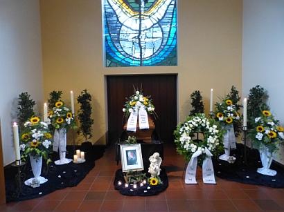 Trauerfeier Kapelle Lesum